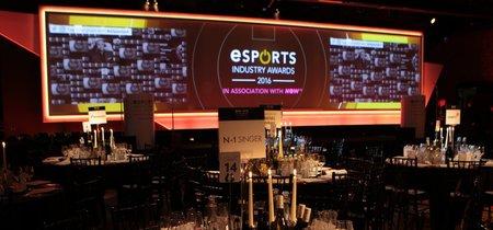 Ya conocemos los nominados a los Esports Industry Awards