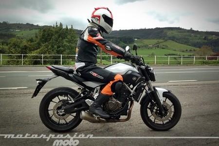 Yamaha MT-07, prueba (conducción en ciudad y carretera)