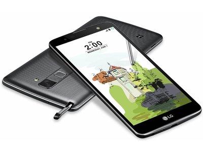 LG Stylus 2, con pantalla de 5,7 pulgadas y lápiz táctil, por 199 euros