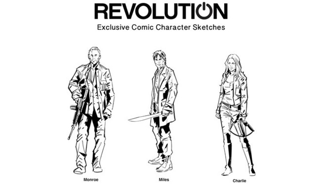 Revolution Coming Back Characters