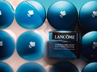 Visionnaire Nuit Beauty Sleep Perfector de Lancôme, una crema para 'embellecer' durmiendo