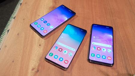 Samsung Galaxy S10 Familia