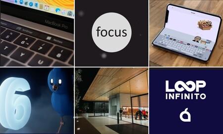 Pensando en un iPhone plegable, Focus, el caso Tweetbot... La semana del podcast Loop Infinito