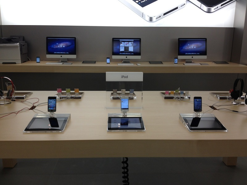 Foto de Apple Store Nueva Condomina (23/100)