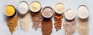 Más allá del trigo: las otras harinas de cereales que podemos usar en nuestras masas (con y sin gluten)