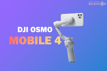 """Resultados """"de cine"""" con el estabilizador DJI Osmo Mobile 4 a 129 euros por las Remajas de MediaMarkt y en Amazon"""