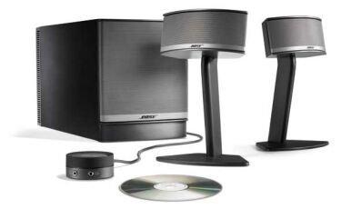 Bose Companion 5, sistema surround con 2.1