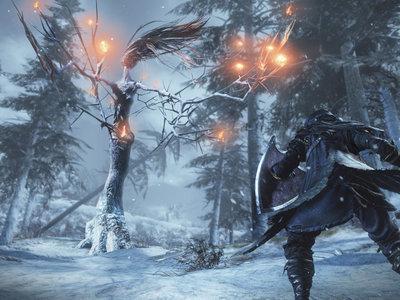Ashes of Ariandel, el primer DLC de Dark Souls III ya está disponible para su descarga