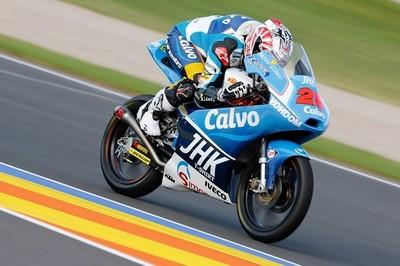 MotoGP Valencia 2013: Máverick Viñales se impone en una trepidante victoria de Moto3