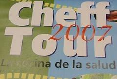 Chef Tour 2007, La Cocina de la Salud