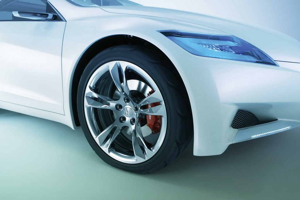 Foto de Honda CR-Z Concept (8/14)