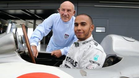 Hamilton Moss F1