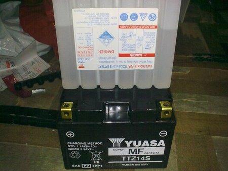 Batería y sistema eléctrico 3