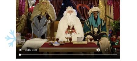 Video Reyes Magos
