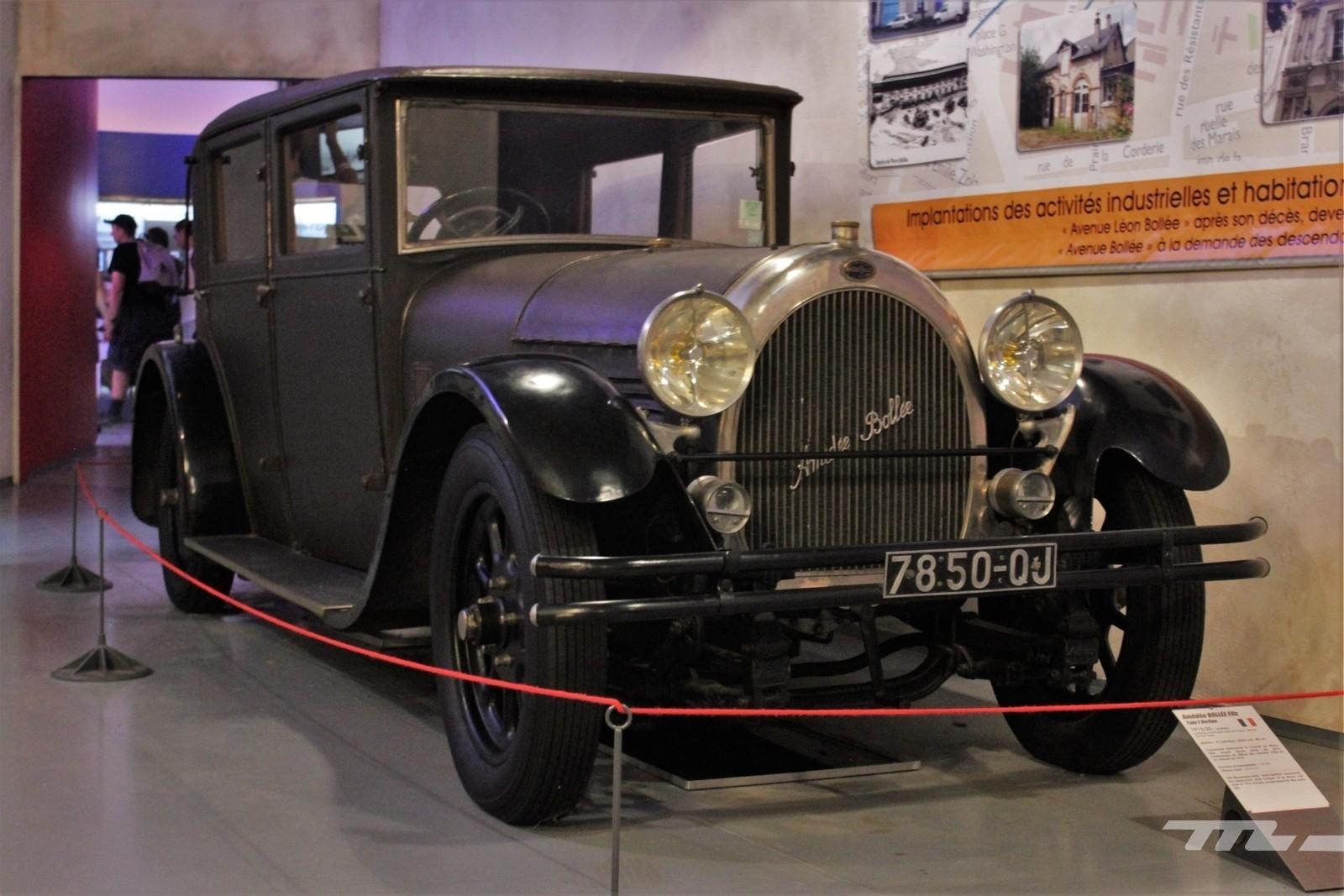Foto de Museo de las 24 Horas de Le Mans (inicios) (8/30)