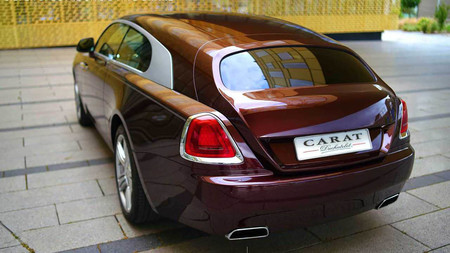 Carat Duchatelet Rolls-Royce Silver Spectre Wraith Shooting Brake