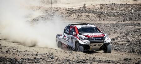Alonso Toyota Dakar