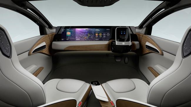 Nissan Ids Interior
