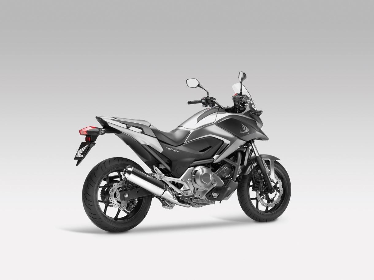 Foto de Honda NC700X, Crossover significa moto para todo (6/15)