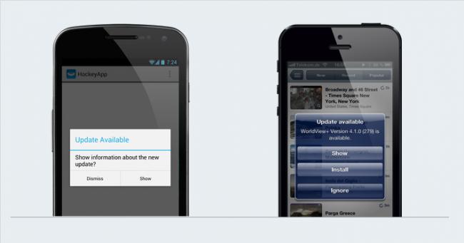 HockeyApp tester tus aplicaciones móviles