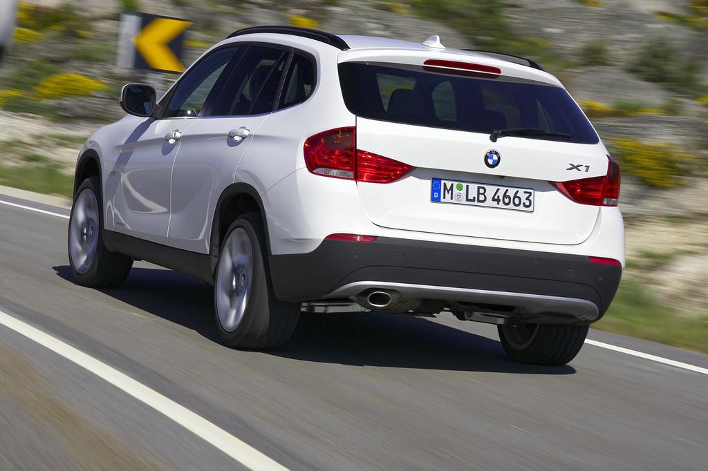 Foto de BMW X1 (29/120)