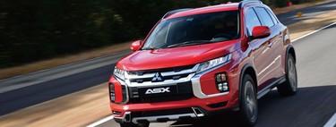 El Mitsubishi ASX 2020 no es totalmente nuevo, aunque sí mucho más llamativo