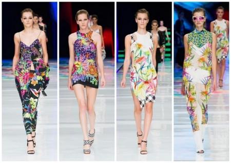 Just Cavalli tendencias de moda pv 2014