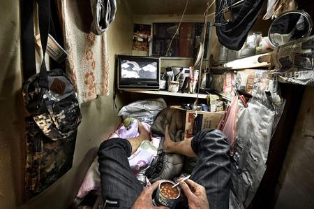 Hong Kong Coffin Homes 0829
