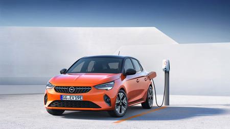 Opel Corsa-e electrico