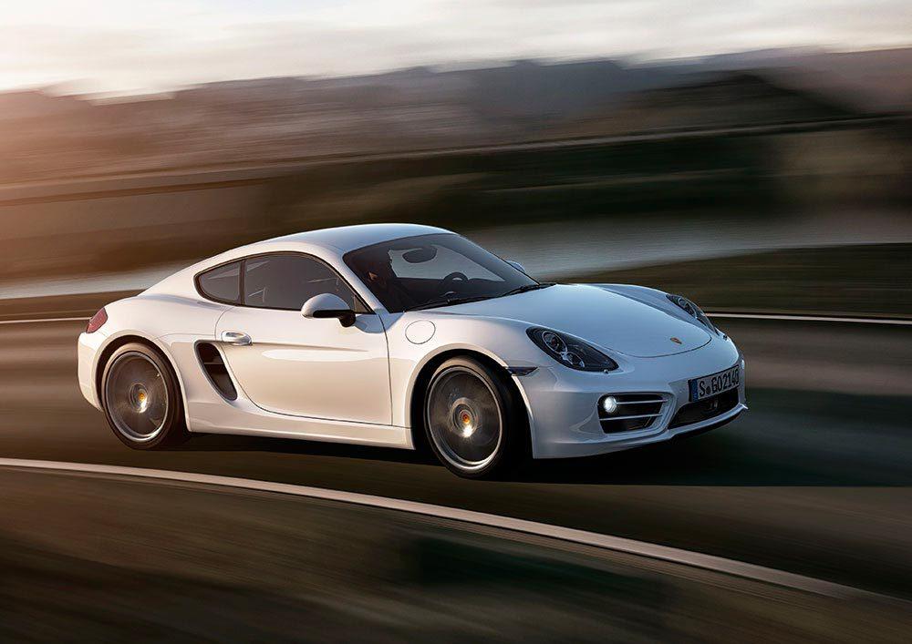 Foto de Porsche Cayman 2013 (2/9)