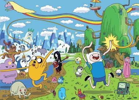 'Hora de aventuras' se convertirá en película
