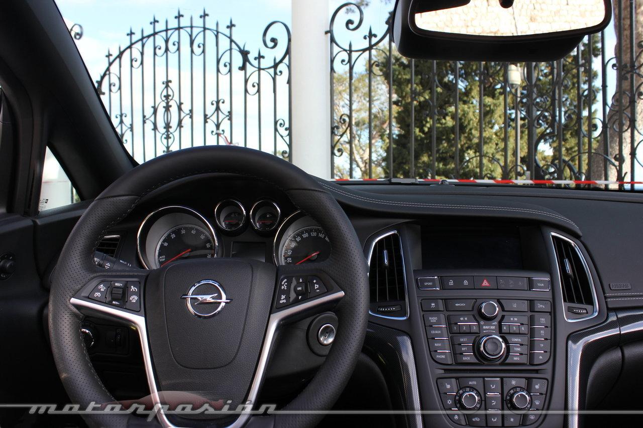 Foto de Opel Cabrio 2013 (presentación) (14/52)