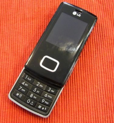 LG KG800 Chocolate