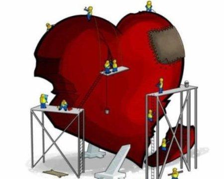 Los fracasos más sonados en el amor