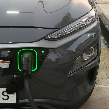baterías coche eléctrico carga