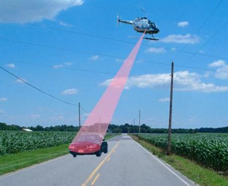 Pulsos electromagnéticos podrán parar los coches al instante