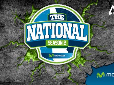 The National y TGX se unen para llevar a cabo la segunda edición del torneo español de Dota 2