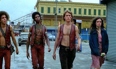 Tony Scott habla sobre su proyecto 'The Warriors', una revisión más que un remake