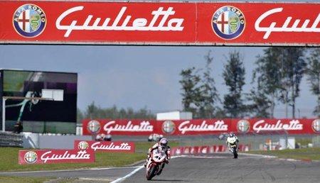 Superbikes Alemania 2010: Y por fin Haga vuelve a ganar una carrera en 2010
