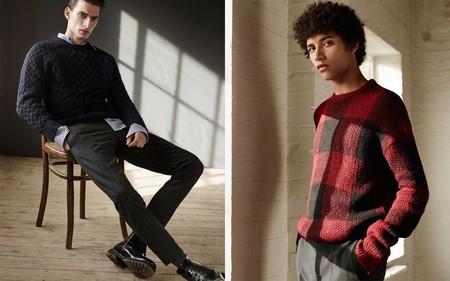 Zara Tejido De Punto Knitwear Trendencias Hombre Fall Winter 2016