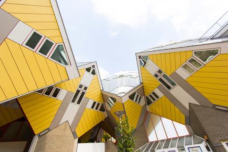 Siete escapadas para amantes de la arquitectura que podrán disfrutar de alojamientos singulares con Airbnb