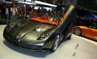Spyker C12 Zagato, novedad holandesa en Ginebra