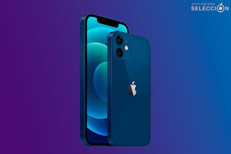 """El iPhone 12 de 64 GB roza su precio mínimo histórico en Amazon, por 769 euros: pantalla Super Retina XDR OLED de 6,1"""" y 5G"""