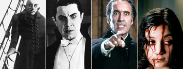 The 31 best movies of vampires of history