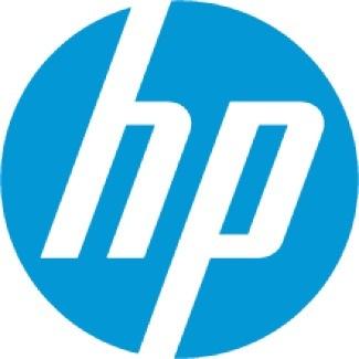 El logo de HP desde 2012