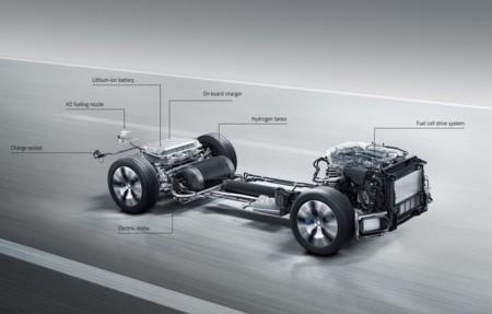 Mercedes Benz Glc F Cell 3
