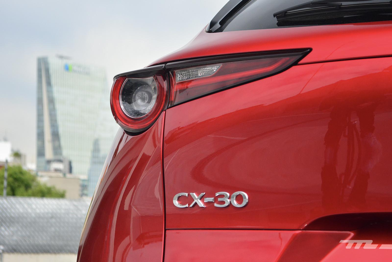 Foto de Mazda CX-30 (prueba) (14/25)