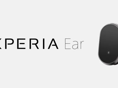 La aplicación Xperia Ear llega a la Google Play Store
