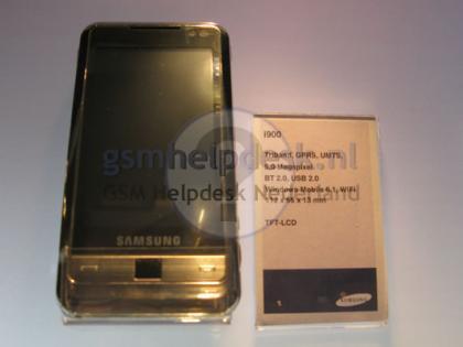 Samsung i900, Samsung U800 y Samsung L870
