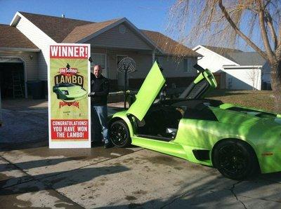 Dolorpasión™: Cómo ganar un Lamborghini Murciélago y estrellarlo en solo seis horas